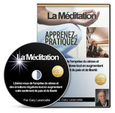 Cours de meditation, gary lalancette